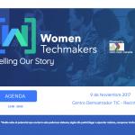 Evento de Women TechMakers Gran Canaria