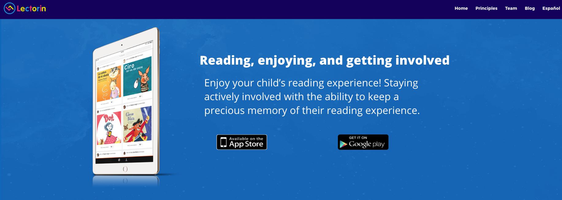 App de Lectorin