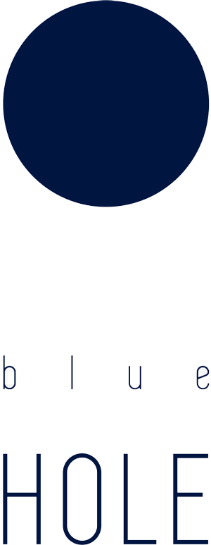 Logo Blue Hole Men